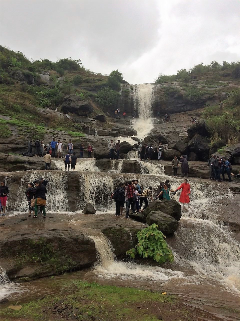Visapur Waterfall